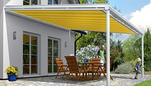 Markisen Qbus Sonnenschutz Unterglasmarkise Terrassenmarkise
