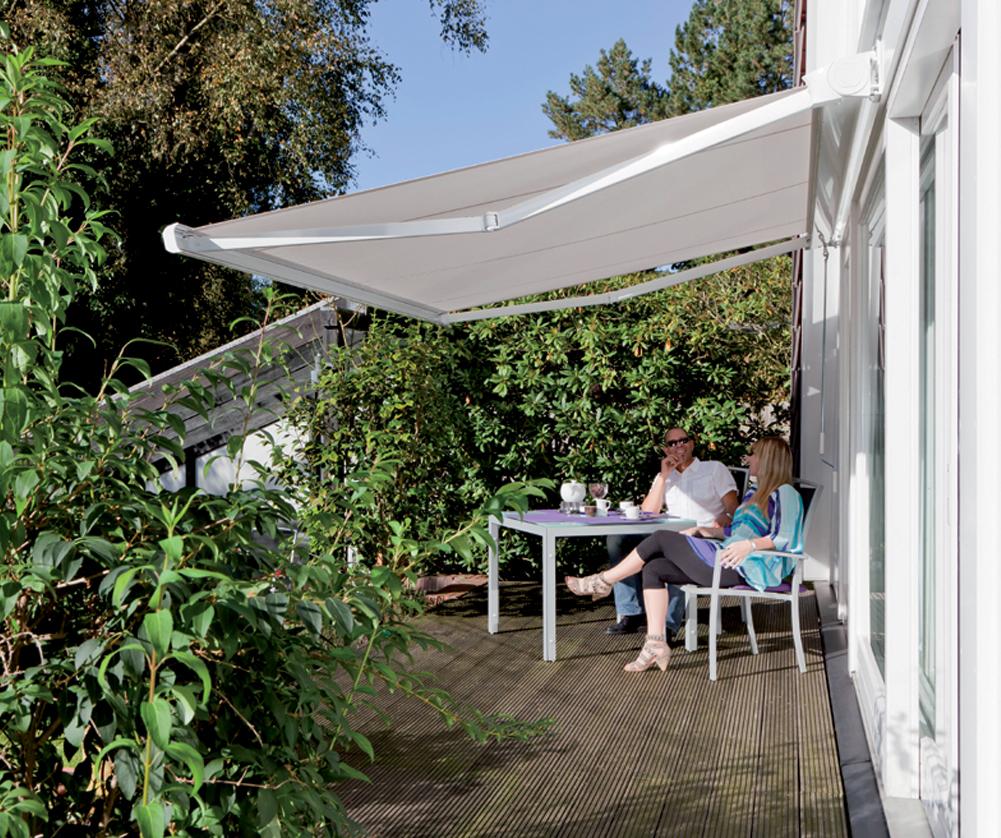 Prima C1 Markisen F R Terrassen Und Balkone Nova H Ppe