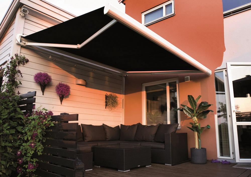 Markisen Oldenburg novetta cc markisen für terrassen und balkone hüppe